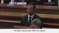 VĐV Olympic Pistorius bị tuyên phạm tội ngộ sát (VOA60)