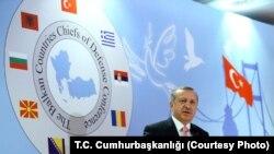 თურქეთის პრეზიდენტი