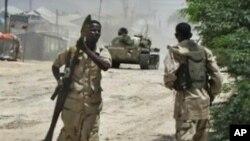 Explosion Hits Militant-Held Area in Somalia