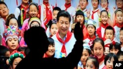 VOA连线(洪振快):中国建数百所红军小学,力推红色教育?