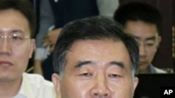 主张改革首先从执政党头上开刀的广东省委书记汪洋(资料照片)