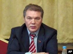 议员卡拉什尼科夫