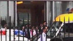 緬甸反對派領袖昂山素姬首次訪華