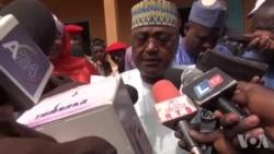 Réaction de Seini Oumarou, candidat du MNSD à la présidentielle