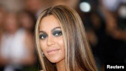 Ca nhạc sĩ Beyonce Knowles