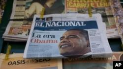 El Nacional mantiene una posición crítica ante el régimen chavista.