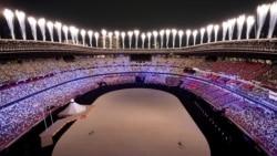 東京奧運會在週五正式開幕