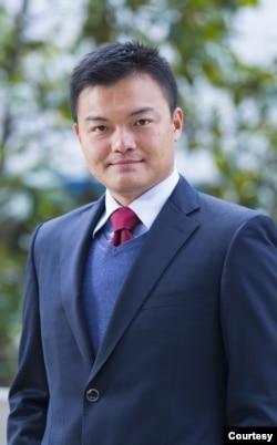 澳大利亞蒙納許大學教授張耀中(Lennon Chang)(照片提供: 張耀中)