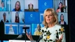美國政府政策立場的社論::2021年國際婦女勇氣獎