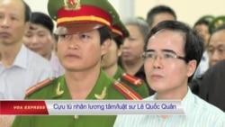 Ân xá Quốc tế kêu gọi Việt Nam chấm dứt tra tấn tù nhân lương tâm