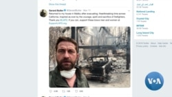 Southern California Fires Uproot Hollywood Celebrities