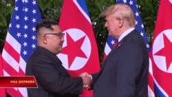 VN chưa có tin về khả năng tổ chức thượng đỉnh Trump-Kim