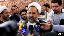 Իրանի հետախուզության նախարար Հեյդար Մոսլեհի
