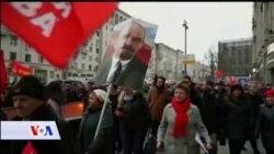 Rusija obilježava 100 godina od oktobarske revolucije