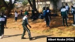 Abafundi beSt Christopher eGwanda