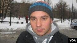 Член Координационного совета российской оппозиции Андрей Пивоваров