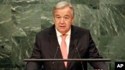 ကုလသမဂၢအတြင္းေရးမႉးခ်ဳပ္ António Guterres