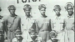 US Fighter Pilot Draws Inspiration From Tuskegee Airmen