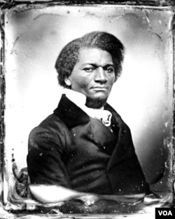 Frederick Douglass and other abolitionists urged Lincoln to treat African-Americans fairly.