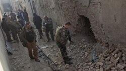 ۱۳ غیر نظامی در افغانستان کشته شدند