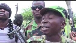"""""""Ce n'est pas un coup d'Etat"""" assure un soldat mutin en Côte d'Ivoire (vidéo)"""