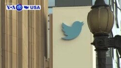 VOA60 America - Two former Twitter employees are charged in the U.S. with spying on for Saudi Arabia