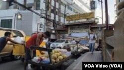 菲律賓馬尼拉中國城是世界上歷史最久的中國城之一