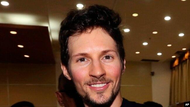 Pavel Durov, pendiri Telegram.(Foto: dok).