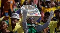 Les Sud-Africains aux urnes pour élire leurs députés