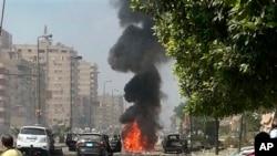 Napadi u Egiptu česta pojava