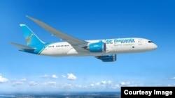 Ndege ya shirika la ndege la Air Tanzania