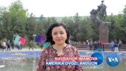 """Bugungi Andijon: """"Bobur"""" maydonidan maxsus dastur"""