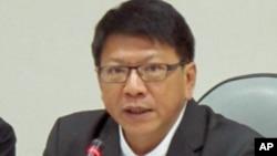 台灣在野的民進黨立委潘孟安