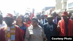 VaMorgan Tsvangirai naAmai Joice Mujuru