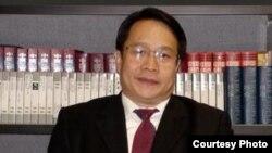 人權、刑事辯護律師莫少平(網絡圖片)