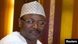 Shugaban INEC Farfesa Mahmud Yakubu