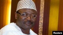 Shugaban Hukumar Zaben Nigeriya ko INEC Mahmoud Yakubu