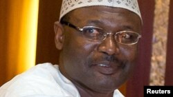 Shugaban INEC Mahmud Yakubu