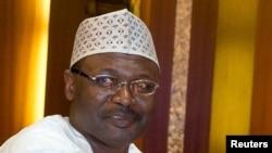 Farfasa Mahmud Yakubu, shugaban hukumar zaben Najeriya ko INEC