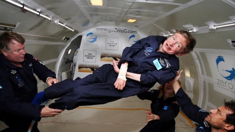 Stephen Hawking Serukan Pemecatan Kepala Badan Perlindungan Lingkungan AS