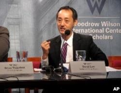 美國聖路易斯華盛頓大學法學院教授劉岱偉