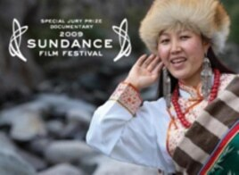 'Tibet in Song' won the special Jury Prize for Documentary at the 2009 Sundance Film Festival.