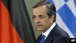 希臘總理薩馬拉斯