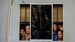 Jumlah narapidana banyak yang melebihi kapasitas di berbagai lapas dan rutan di seluruh Indonesia (foto: Antara).