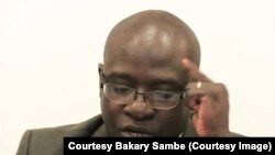 Dr Bakary Sambe, directeur du Timbuktu Institute - African Center for Peace Studies