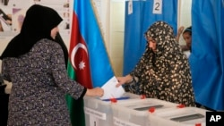 Azerbaijan's Presidential Election
