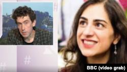 «جیمز تایسون» نامزد «ارس امیری» شهروند مقیم بریتانیا است که در ایران زندانی است.