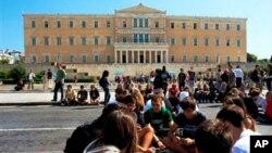 Grèce : grève et manifestations contre les mesures d'austérité