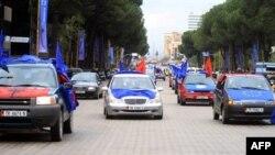 Slavlje u Albaniji zbog ukidanja viza