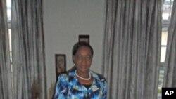 Esmeralda Mutemba, especialista moçambicana em educação, e uma das mais aturadas defensoras da tolerância zero para com violadores de crianças